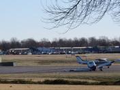Executive Airport Storm Damage