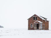 Old Prairie House (1255)