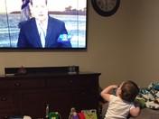 Baby Loves Dan Green!