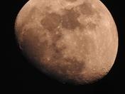 wednesday night moon rise