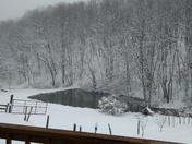 Snowing still