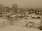Good bit of Snow This Morning