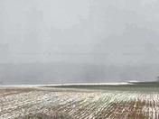 Snow squall Caernarvon, PA