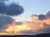 New Derry sunset