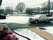 Snow in Spartanburg