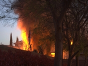 Natomas House Fire
