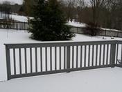 Snow in Fallston