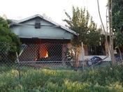 Fire @ 4th abd B street.  W. Sacto.