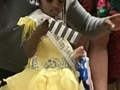 Wee Miss Tiny Tot Cherokee county 2017