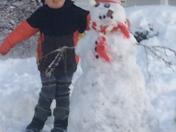 Jordan's Snowman