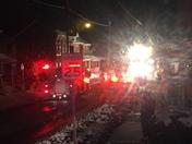 Fire in Denver