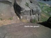 Devil's Den Gettysburg Ghost?