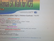 5Th Annual 5K Walk for VCFS