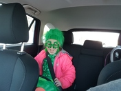 Emily fired up for St. Patty's Day