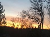 St. Paddy's sunset