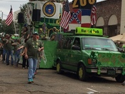 St paddy parade pics