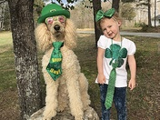 Hope all had a Happy St. Patrick's Day!