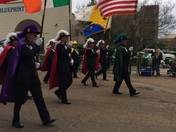 St Patrick parade pic