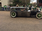 Paddy parade pic