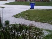 Hail in Hsmikton