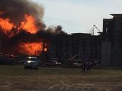 Royals Apartment Fire
