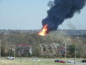 OP apartment fire