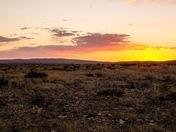 Juniper Canyon sunset