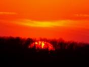 sunset, 3-23-2017