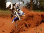 Spring is here! Time to crank up the dirt bikes! :-)