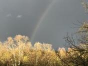 Rainbow over Bella Vista
