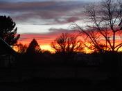 PHOTOS OF SUNSET TAKEN 2 WEEK AGO
