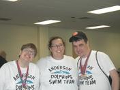 Anderson Area 14 Swim Meet