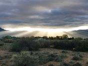 Sandia Sunrise