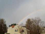 Rainbow over Simpsonville