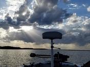 Nice evening Fishing Hartwell