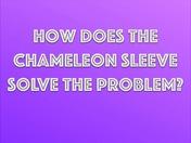 Chameleon Sleeve