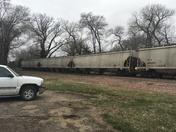 Valley, NE train derailment