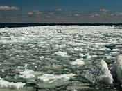 Spring Ice Georgian Bay
