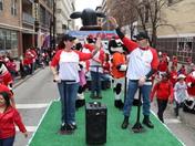 Chick-fil-A Cincy-NKY Celebrates Opening Day Parade