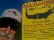 Please don't throw me in with the gators!