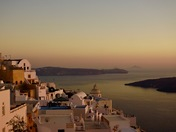 Santorini Sunsets Part 2