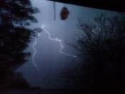 Lightening show from my deck