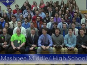 Mashpee Class of 2017 at the credit for life faire