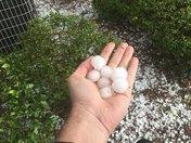 Vestavia hail 2