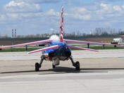 French Patrouille Acrobatique Flying Team