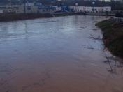 high water in Manheim