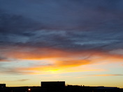 Sunset in Rio Rancho I