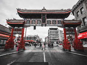 The Gates to Chinatown