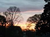 Awsome sunrise