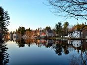 Reflections at Arlington Lake